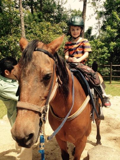 No horse left unridden