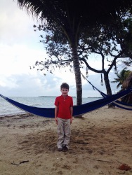 Swinging James