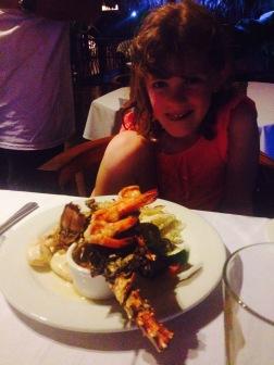 Ellie's Seafood Extravaganza